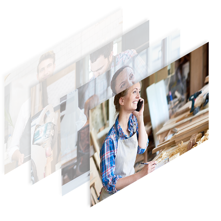The MyNetFone IP communicationsnetwork provides 100% fixed voice coverage for business communications