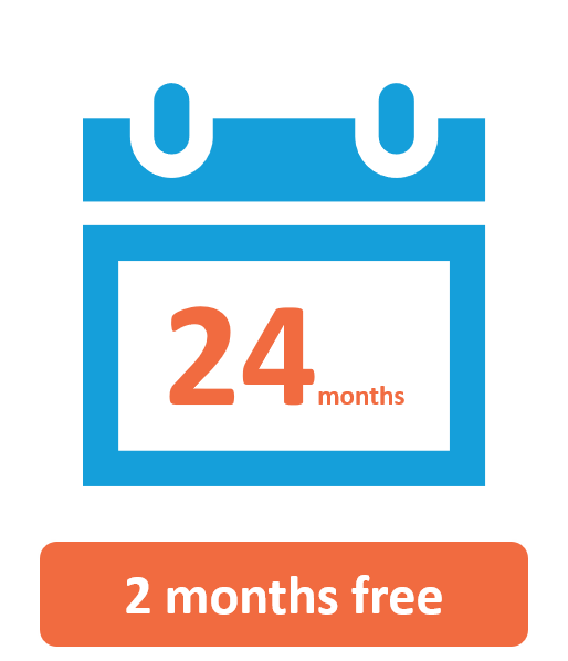 24 months contract